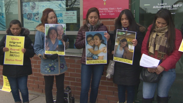 Migrant Caregivers Demand Ottawa Repeal 'Demeaning' Rules That Reject Immigrants On Medical Grounds